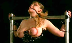 Hardcore tits whipping