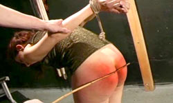 Caning of the wife